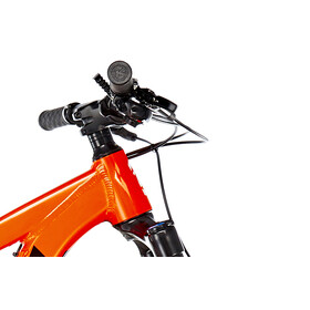 Kona Satori DL Heldämpad MTB orange